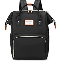 SOWAOVUT Laptop Backpack 15 Inch Casual Daypack Water Resistant Business Travel School Backpack for Women Men Student