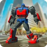 car robot transformer - Grand Futuristic Robot Battle 3D