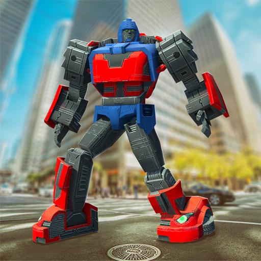 Grand Futuristic Robot Battle - X App Ray