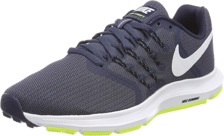 Nike Men's Run Swift Shoes, Blue