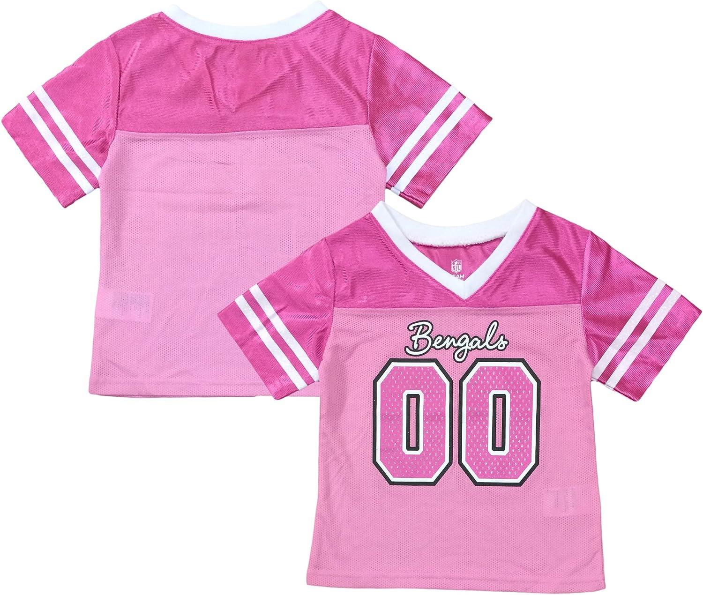 pink cincinnati bengals jersey