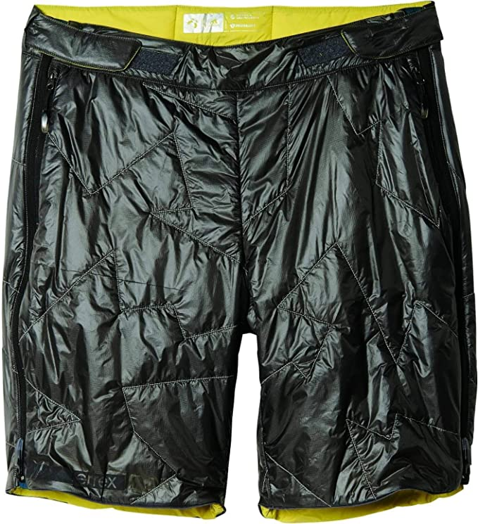 adidas Herren Terrex Agravic Primaloft Jacke, Utility Black