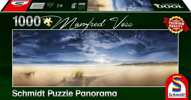 200 Pezzi Puzzle Scopri i Dinosauri 56253 Schmidt