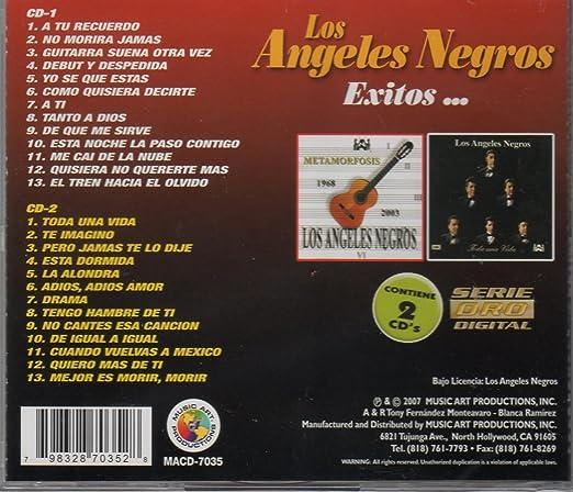 Amazon.com: Los Angeles Negros Exitos: Music