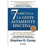 Los 7 hábitos de la gente altamente efectiva (Edición mexicana): Lecciones poderosas para el cambio personal (Biblioteca Cove