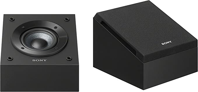 AmazonSmile: Sony SSCSE Dolby Atmos Enabled Speakers, Black, Dolby Atmos Enabled Speakers (Pair): Home Audio & Theater