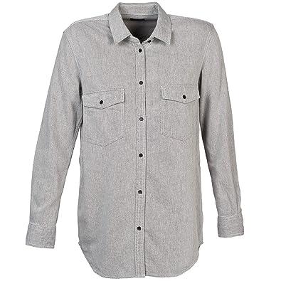 new style 35b34 21395 Cheap Monday Lucas Camicie Donne Grigio - XS - Camicie ...