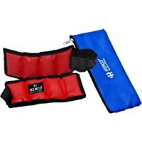 Henco Ultra Wrist or Ankle Weights (Red, 1 Pair)