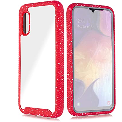 Amazon.com: Galaxy A20 Funda, Galaxy A30 Caso, Heavy Duty ...