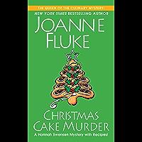 Christmas Cake Murder (A Hannah Swensen Mystery Book 23) book cover