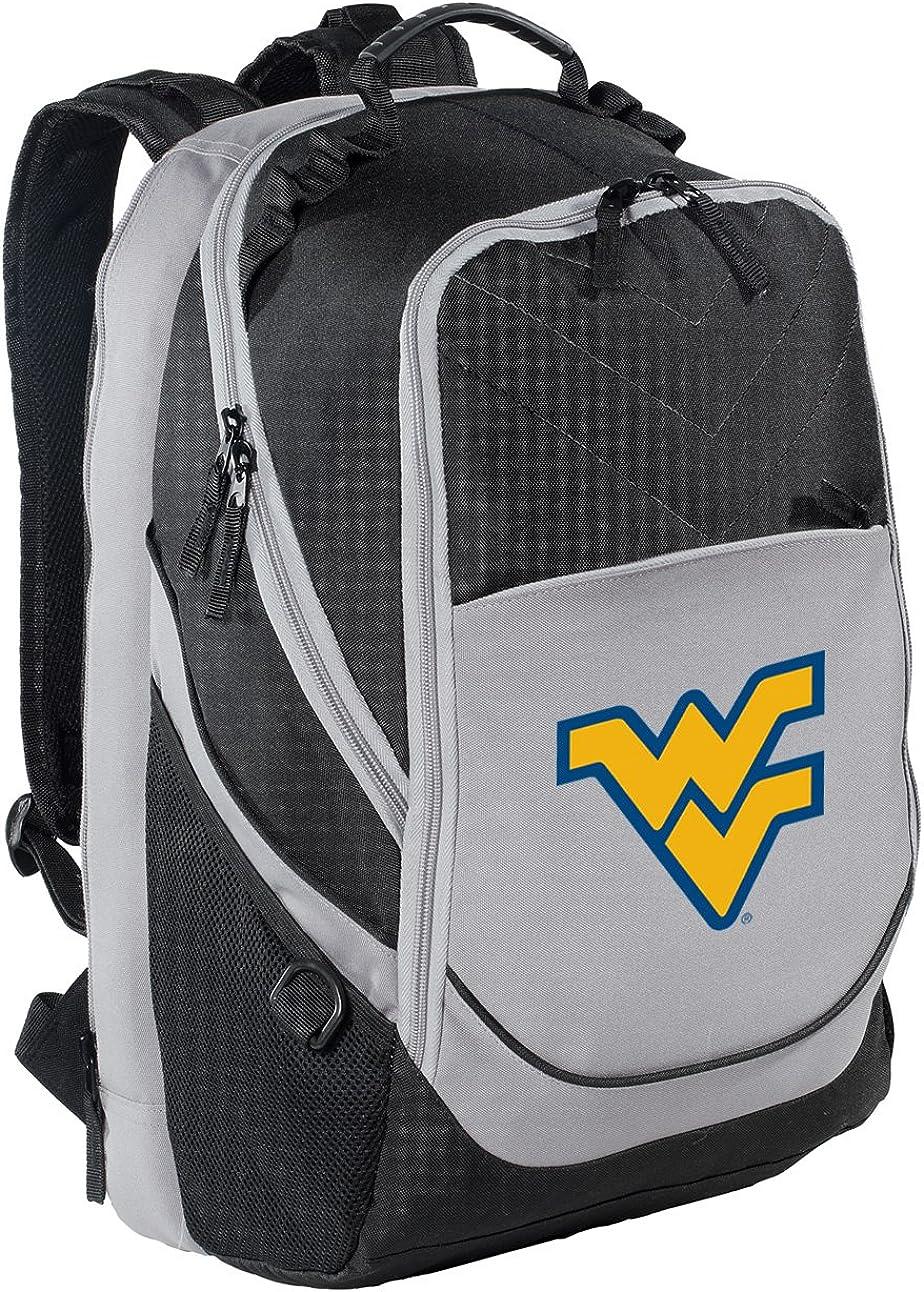Broad Bay West Virginia University Backpack WVU Laptop Computer Bag