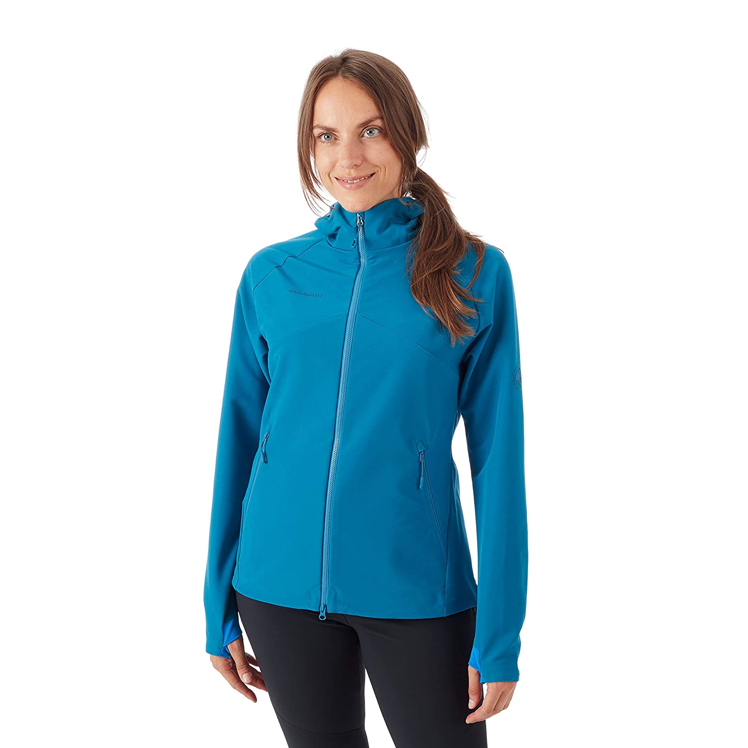 Mammut Womens Chaqueta Macun So Hooded Mujer Jacket