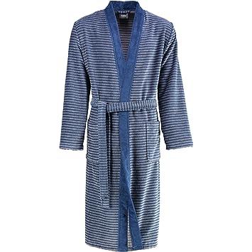 b712642266 Cawö Herren Bademantel Kimono 2844 L: Amazon.de: Küche & Haushalt