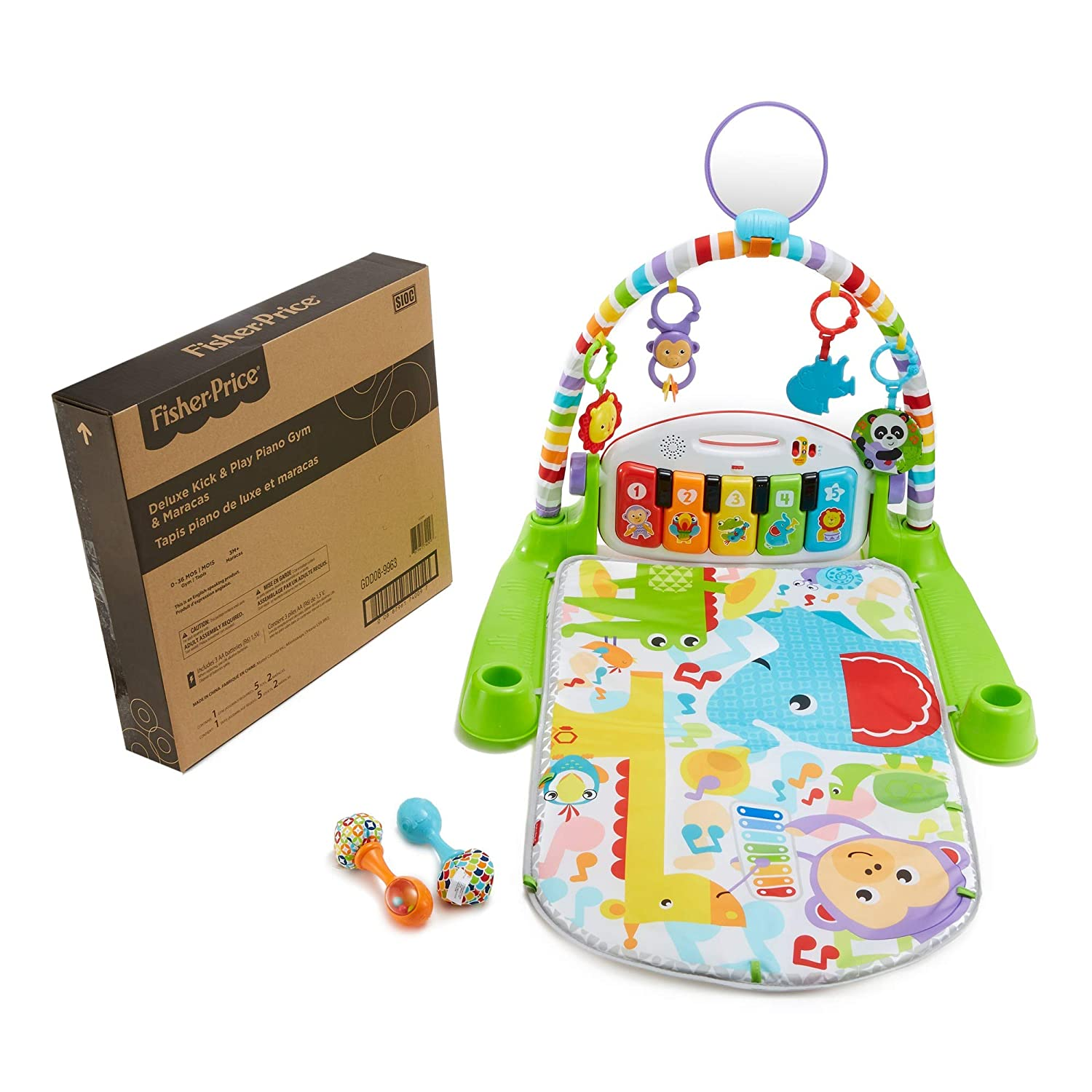 Here Are the 5 Best Activity Mats for Babies