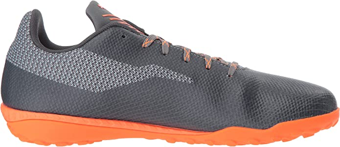 Puma Men's 365 Ignite St Soccer Shoe, Quiet Shade Shocking