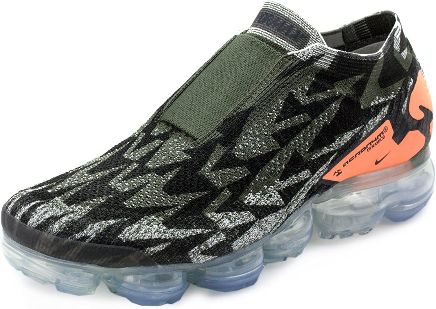 evidencia Entretener proteína  Amazon.com | Nike Air Vapormax Fk Moc 2 / Acronym Mens Running Trainers  Aq0996 Sneakers Shoes | Road Running