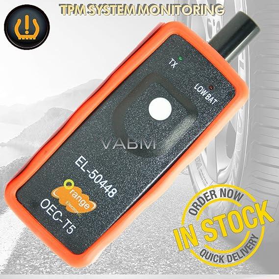Amazon.com: Kent-Moore EL-50448 TPMS Tire Pressure Monitor Sensor ...