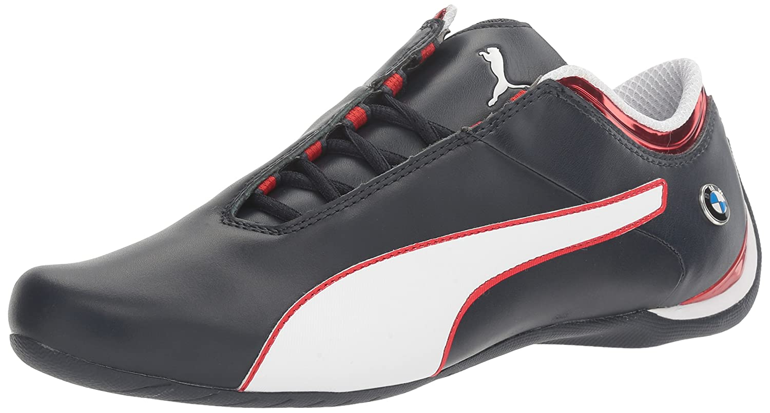 PUMA Men s BMW MS Future Cat MU Walking Shoe, Team Blue-High Risk Red-Puma  White, 10 M US  Amazon.in  Shoes   Handbags 5358040dd7