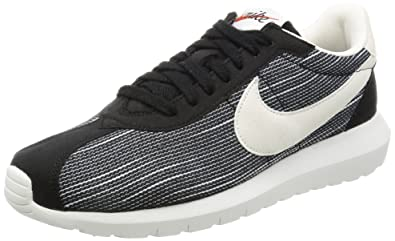 buy popular ea41a 282d9 Nike W Roshe LD-1000, Womens Running Shoes, Black Summit White-