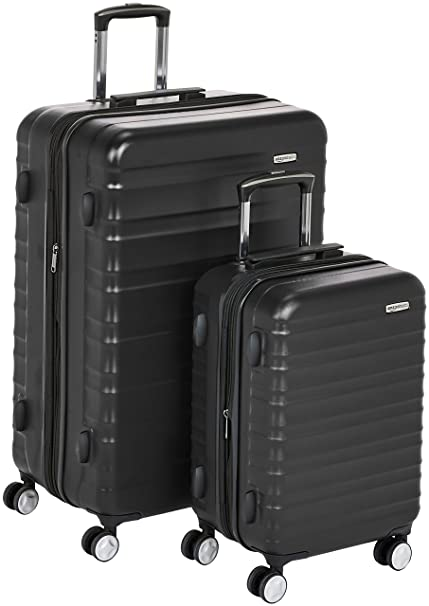 Amazon.com: AmazonBasics equipaje de spinner de alta calidad ...