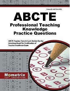 ABCTE Professional Teaching Knowledge Exam Secrets Study Guide