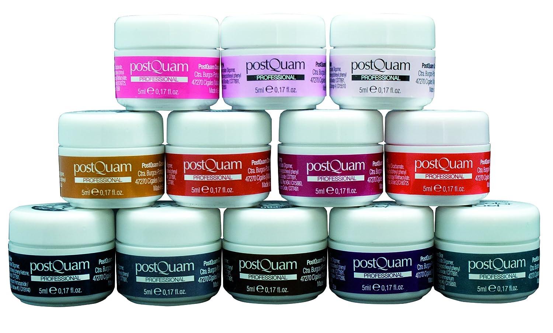 Gel para Uñas Color Rosa - 5 Ml Postquam PQMKUVGEL12 PQMKUVGEL12_-5 ml