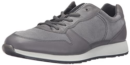 1279a051aec7b7 Ecco Damen Sneak Ladies Sneaker Grau Shadow Dark SHADOW56586)