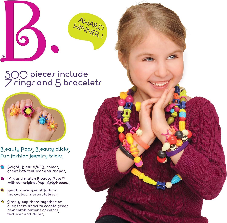 B. Toys – Pop Snap Bead Jewelry Set for Kids