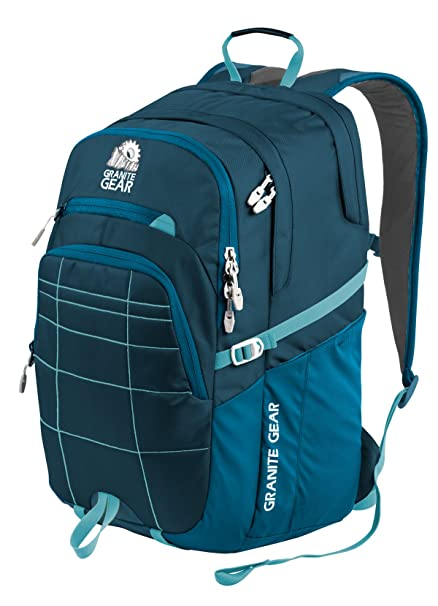 Granite Gear Campus Buffalo Backpack B00OCAGZS0