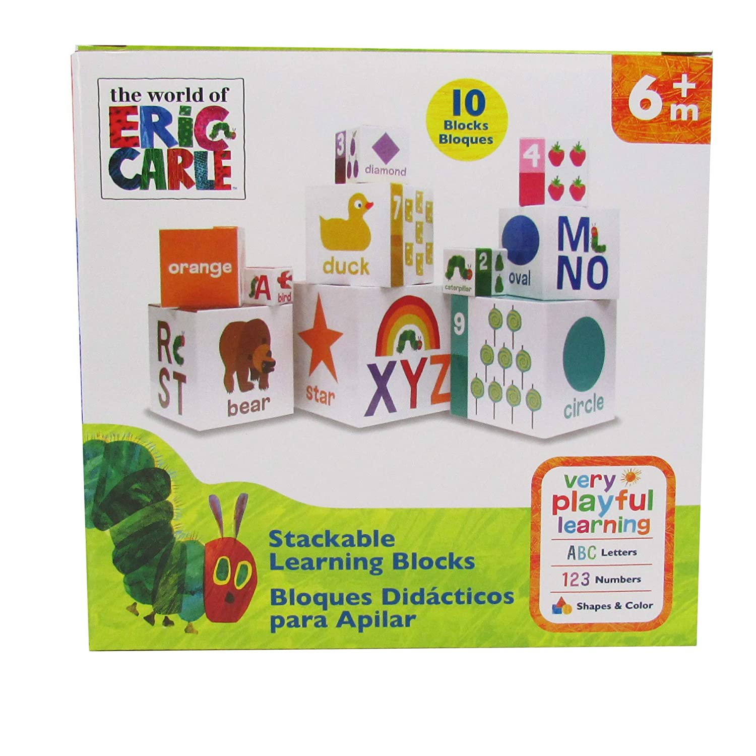 Amazon.com: World of Eric Carle, The Very Hungry Caterpillar ...