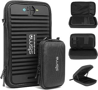 sisma Organizadores electrónica para Cables Cargador Memoria USB Auricular: Amazon.es: Electrónica