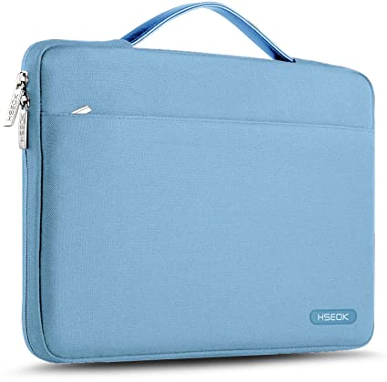 Hseok 13-13,3 Pulgadas Macbook Air/Pro Maletin Portatil Funda Protectora para 13-14 Pulgadas Laptop Ultrabook Netbook, iPad Pro, Surface Book, ...