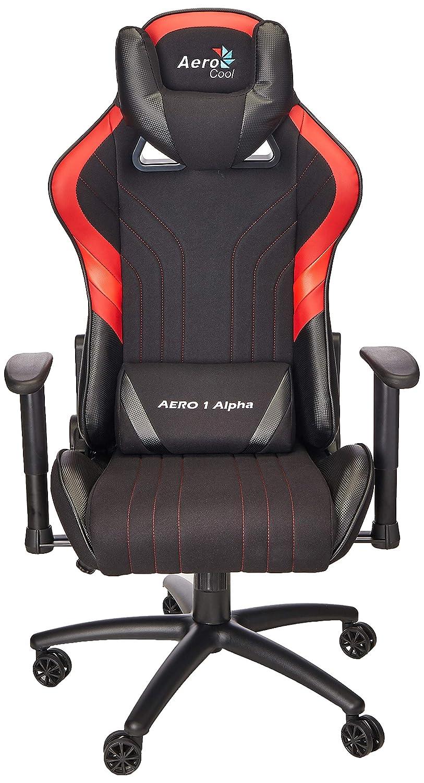 Amazon.com: AEROCOOL ACGC-2017101 Gaming Chair AERO 1 Alpha ...