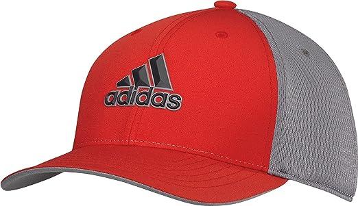 adidas Climacool Tour Gorra de béisbol, Hombre, Rojo, Medium (Tamaño del Fabricante:S/M)