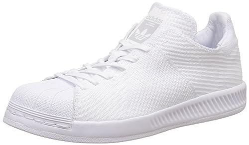 3709c9fc126 adidas Originals Men s Superstar Bounce Pk Ftwwht Sneakers - 10 UK India  (44.67 EU