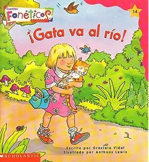 Gato va al rio! - Cuentos Foneticos #14
