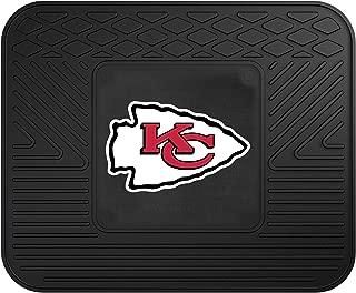 "product image for FANMATS - 9974 NFL Kansas City Chiefs Vinyl Utility Mat 14""x17"""