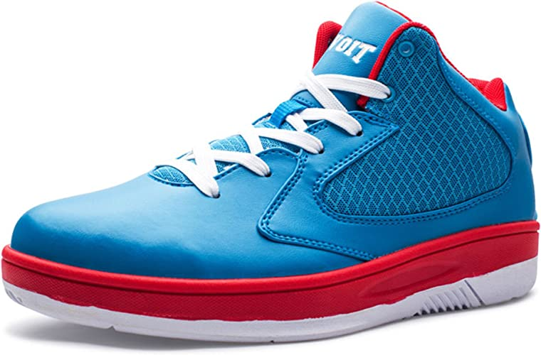 Amazon.com: Voit Hombres Deportes zapatillas de baloncesto ...