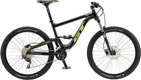 GT 725106M1001 Bicicleta, Unisex Adulto, Negro, XS: Amazon.es ...