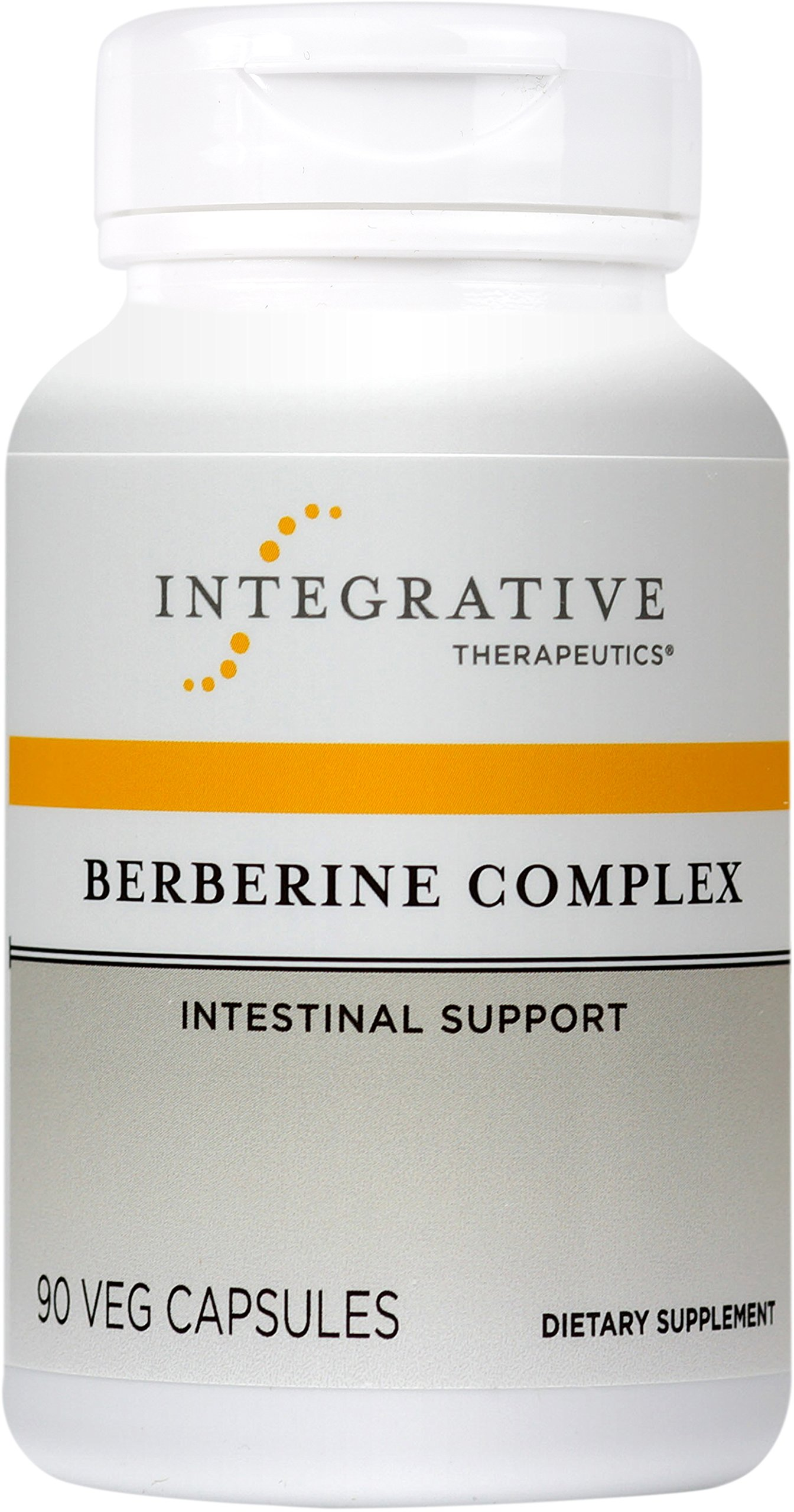 Integrative Therapeutics - Berberine Complex - Berberine Supplement with Oregon Grape an Goldenseal Root Extract - Vegan Supplement - 90 Capsules