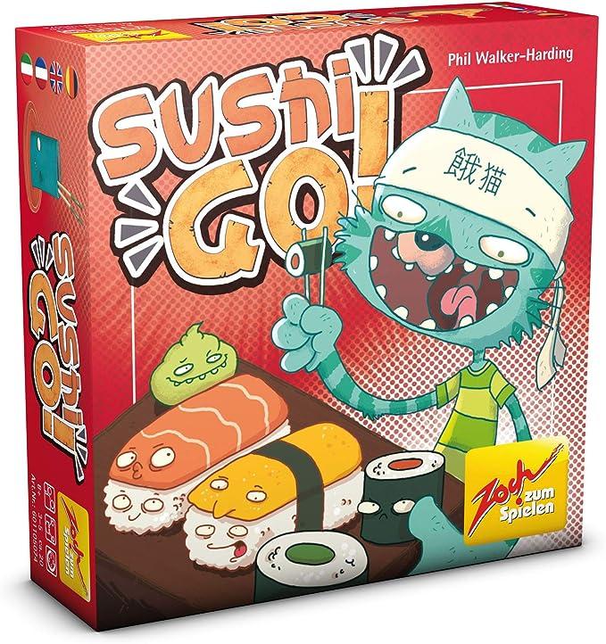 Zoch 601105074 - Sushi Go, Tarjetas , color/modelo surtido: Amazon.es: Juguetes y juegos