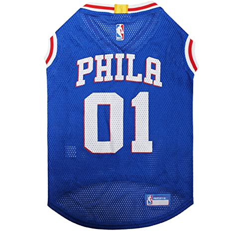 meet 39601 bb672 NBA PET Apparel. - Licensed Jerseys for Dogs & Cats Available in 25  Basketball Teams & 5 Sizes Cute pet Clothing for All Sports Fans. Best NBA  Dog ...