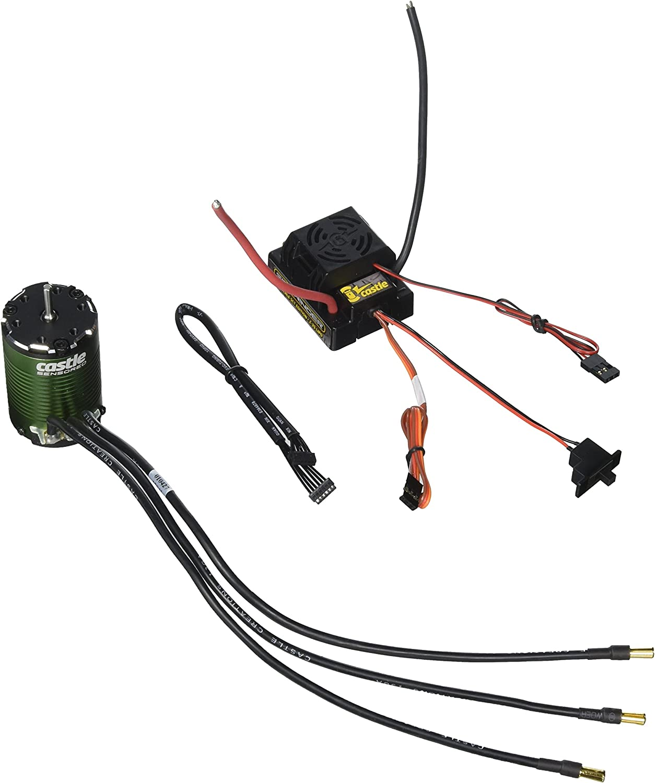 Castle Creations Sidewinder SCT Waterproof 1:10TH 12V ESC and 1410-3800KVMotor