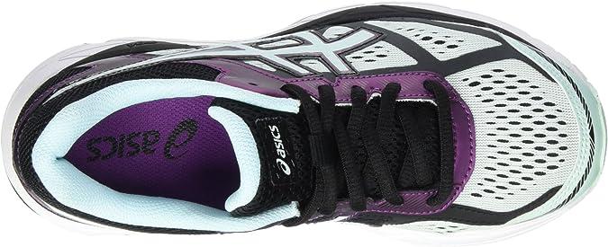 Asics gel foundation 12, scarpe running donna, multicolore