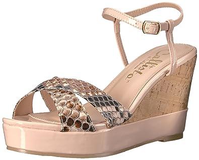 194b16560dc Callisto Women s Lottie Wedge Sandal