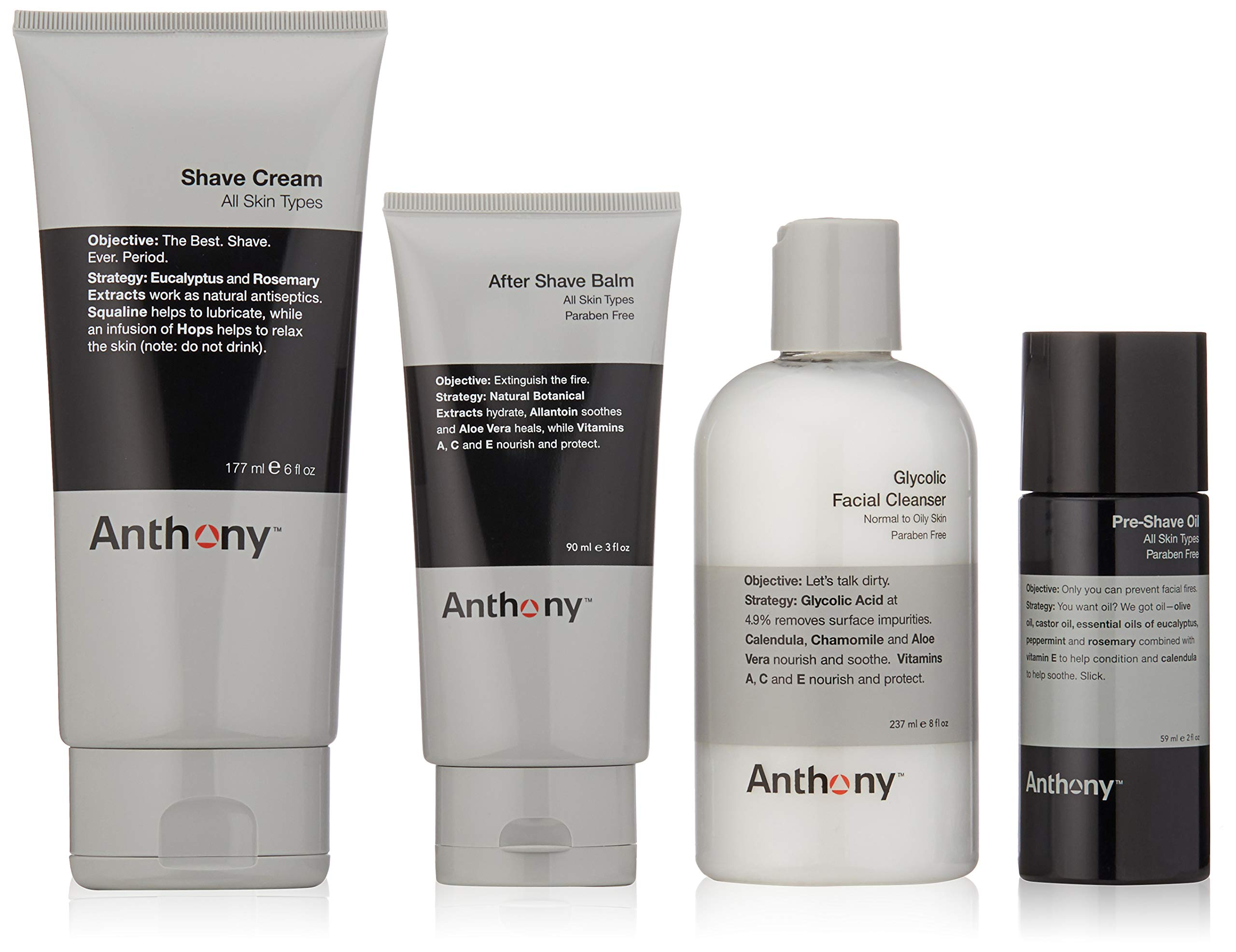 Anthony The Perfect Shave Kit by Anthony