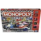 Monopoly E1870102 Gamer Mario Kart, Multi-Colour