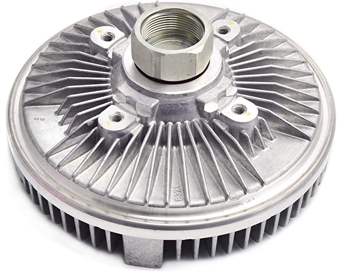 ADIGARAUTO 2776 Premium Engine Cooling Fan Clutch for 2002-2005 FORD EXPLORER 2002-2005 MERCURY MOUNTAINEER 2003-2005 LINCOLN AVIATOR 1988-1995 CHEVROLET C1500