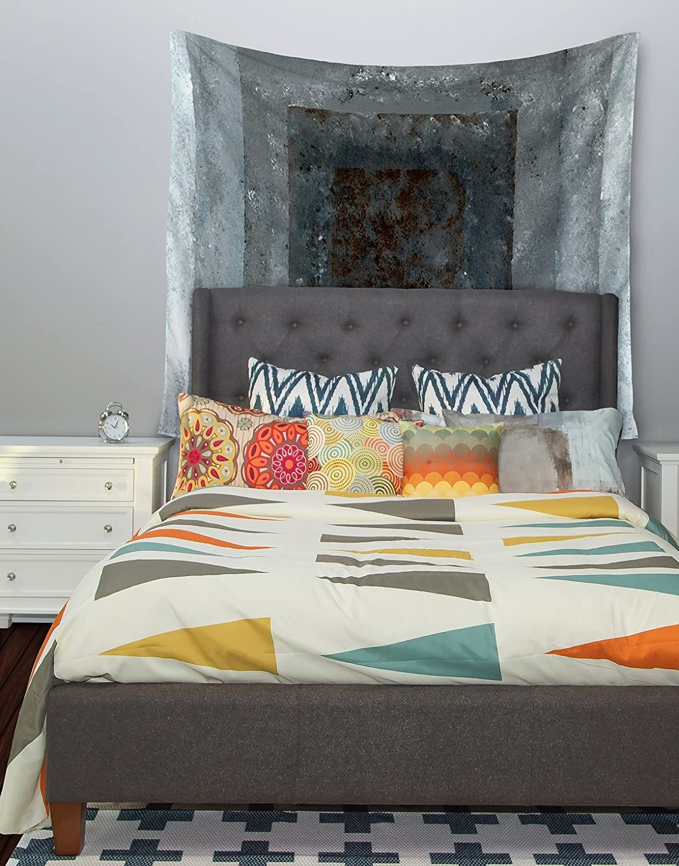 Kess InHouse Carollynn TICE Art Box Wall Tapestry 68 X 80