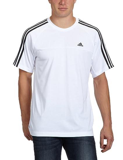 adidas 19204 T Shirt à col rond pour homme Essentials
